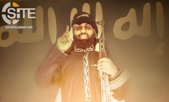 "IS-aligned Group Glorifies Suspected Sri Lanka Attack Mastermind in ""Caravan of Martyrs"" Poster"