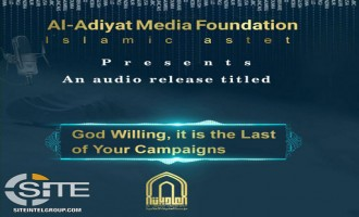 IS-aligned Media Unit Releases English Audio Promoting Past Military Campaign by Group