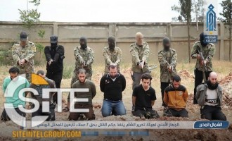 HTS Executes 7 Accused of Collaborating with Russian Forces