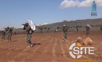 Video Features Graduation of Fighters from HTS-affiliate Militant Camp