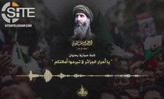 AQIM Official Addresses Algerian Protestors in Eid al-Adha Speech, Reiterates Call for Shariah as Highest Demand