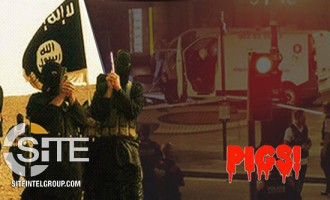 IS Supporters Threaten American, British, and Spanish Police, Incite Lone Wolves to Act