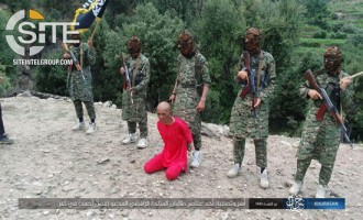 ISKP Beheads Taliban Fighter in Public Spectacle Involving Children