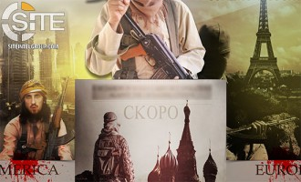 IS-linked Group Reiterates Call for Lone-Wolf Attacks in America, Europe, and Russia in Poster Compilation