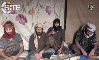 IS Fighters in AQAP Custody Claim Abandonment in Video Released One-Year After Capture