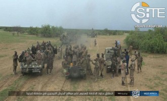 ISWAP Claims Shelling Chadian Military Position, Provides Photos of Heavy Assault on Nigerian Soldiers in Borno