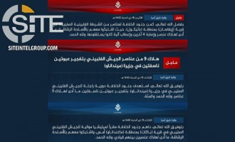 IS Claims 3 Attacks in 2 Consecutive Days in Mindanao (Philippines)