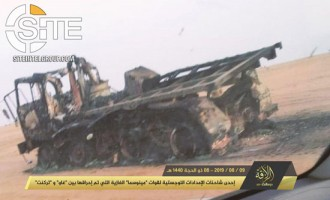 JNIM Claims Burning 6 MINUSMA Supply Trucks in Mali's Gao Region