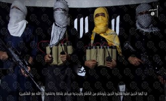 IS Fighters in Bangladesh Threaten Political and Security Locations in Video Renewing Pledge to Baghdad