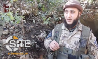Video from HTS-aligned Media Group Features Field Commander in Latakia