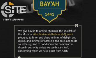 "IS Supporters Pledge to New ""Caliph"" Immediately After Confirmation of Baghdadi's Death"