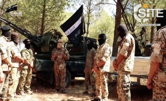 Ansar al-Islam Video Presents Specialized Course for Fighters in Heavy Machine Guns
