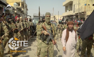 HTS Video Documents Interfactional Cooperation in Latest Battles