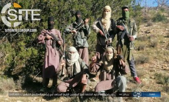 "IS Fighters in Tunisia Next to Pledge to New ""Caliph"" Abu Ibrahim"