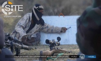 IS Division in Yemen Documents Fighter Training in Explosives and Marksmanship