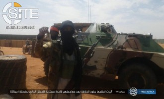 ISWAP Photo Report Documents Raid on Malian Army Base in Indelimane
