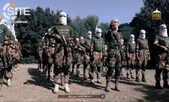 Afghan Taliban Video Showcases Fighter Training with Machine Guns, RPGs