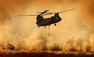Afghan Taliban Claims 54 Deaths in U.S. Chinook Downing in Logar