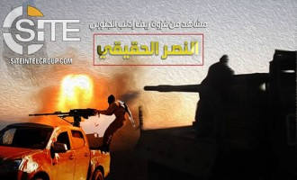 AQ-aligned Ansar al-Tawhid Video Documents Role in Recent Clashes in Idlib, Claims 150 Syrian Soldiers Killed