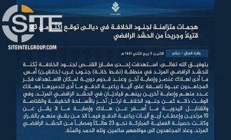 In Two Days, IS Claims 36 Casualties Total in 7 Attacks in Diyala