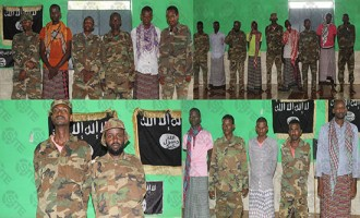 Shabaab Reports Surrender of 21 Somali Soldiers, Claims Destroying American UAV