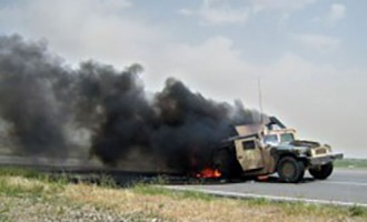 Afghan Taliban Claims Credit for IED Blast in Kandahar Killing 2 U.S. Soldiers