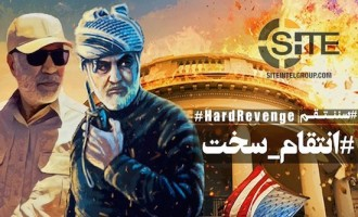 "Iran-Aligned Social Media Users Threaten ""Hard Revenge"" against U.S. Following Assassination of Quds and PMF Leaders"
