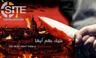"IS Supporter Incites Lone Wolves to Make ""Bloody"" Valentine's Day in Europe"