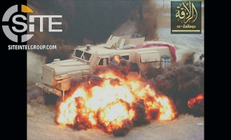 JNIM Claims Destroying MINUSMA Truck in Landmine Blast in Ménaka