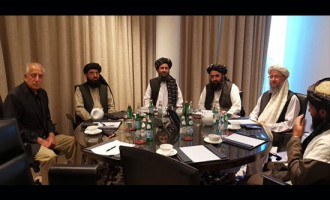 Afghan Taliban Gives Brief on Call Between U.S. President and Group Official