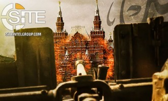 IS-aligned Group Depicts Attack on State Historical Museum in Moscow