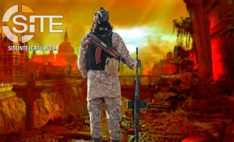 IS-aligned Group Uses Post-Apocalyptic London to Threaten IS Invasion