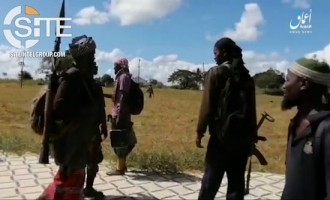 'Amaq Video Shows ISCAP Fighters Roaming through Muidumbe After Clash with Mozambican Soldiers