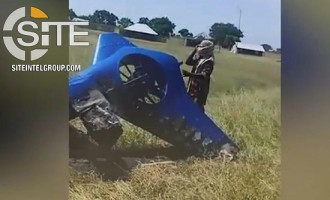 IS Provides Details on Mozambican Helicopter Downing in Naba 231