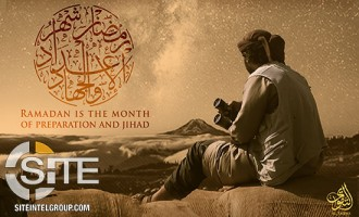 As Ramadan Approaches, Pro-IS Group Redistributes Advice to Fighters and Supporters to Increase Activity