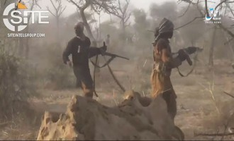 'Amaq Presents Video Report on ISWAP Military Engagements in Nigeria's Borno and Yobe States