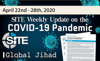 Recent Global Jihad Updates on the COVID-19 Pandemic: April 22-28, 2020