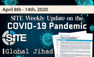 Recent Global Jihad Updates on the COVID-19 Pandemic: April 8-14, 2020