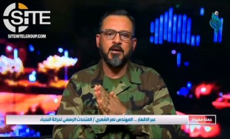 "Nujaba Movement Spokesman Declares ""Islamic Resistance"" Persistent in Confronting U.S. ""Occupation"""