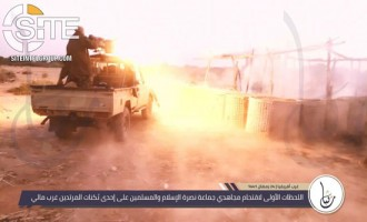 AQ-aligned Group Publishes Photos, Video of JNIM Fighters Amid Operations in Mali
