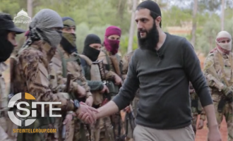Video Shows HTS Leader Speak to Fighters on Eid al-Fitr