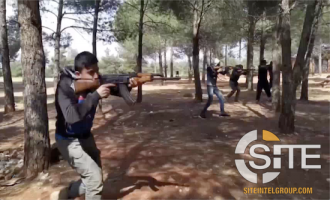 Video Documents Training Camps of HTS-aligned Elite Forces Group