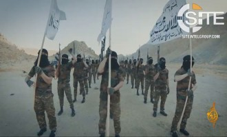 Afghan Taliban Video Highlights Training Camp Footage Against Backdrop of Past Attacks