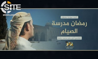 AQAP Judge Lectures on Virtues of Fasting, Urges Fighters Rise for Conquests During Ramadan