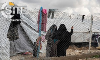 Jihadist Warns, Chastises IS Women in Refugee Camps who Inform on Others