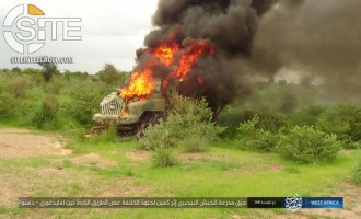 ISWAP Documents Result of Deadly Ambush in Borno with Gory Photos of Nigerian Soldiers