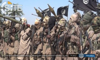 IS Reports West Africa Branch Bombing 2 Red Cross Vehicles in Nigeria in Naba 245 Exclusive