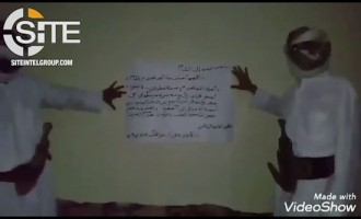 Self-Professed AQAP Members Express Support for AQ-aligned Jihadi Coalition in Syria