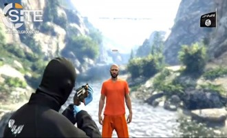 Media Unit Uses Jihadi Mod for GTA 5 Online to Craft IS-Style Video