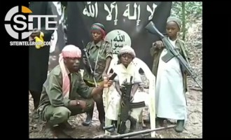 Jihadist Distributes Video of Children Among Adult Fighters in an IS Central Africa Province Division